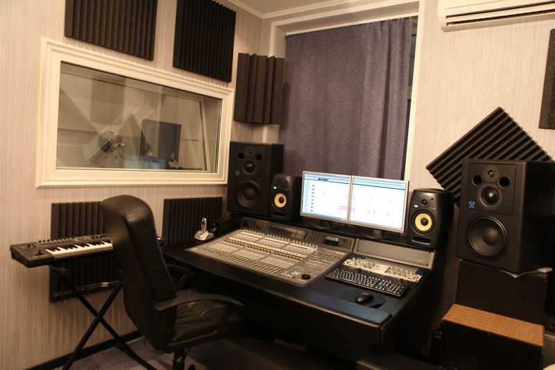 Как создать свою студию звукозаписи дома